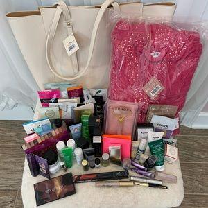 81 Piece Beauty/Makeup Bundle Tarte Smashbox Murad